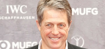 Hugh Grant wants to do a 'Notting Hill' sequel where they get a divorce