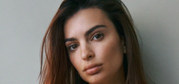 Emily Ratajkowski is pregnant, she won't know the gender until they turn 18