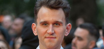 Harry Melling, Dudley Dursley, is glad people don't recognize him from Harry Potter