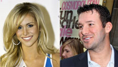 Tony Romo now dating Chace Crawford's busty, blonde sister