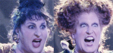 Bette Midler confirms that Hocus Pocus cast is all on board for sequel