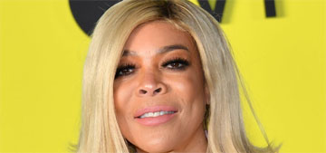 Wendy Williams on her bad day last week: I'm not perfect, you're a tough crowd