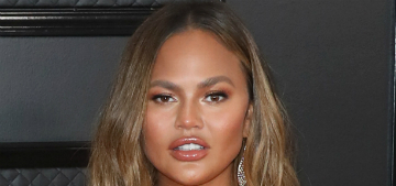 Chrissy Teigen on sharing her photos: 'The thoughts of others do not matter to me'
