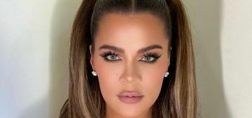 Khloe Kardashian had the coronavirus & there's a KUWTK clip to prove it