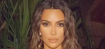 Kim Kardashian spent $1 million on her tone-deaf private-island b-day party