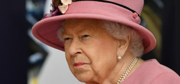 The Queen is still the most popular royal, 83% of British people love her petty shtick