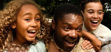 David Oyelowo & Angelina Jolie's 'Come Away' was being review-bombed