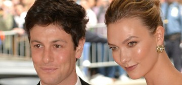 People: Karlie Kloss & Joshua Kushner are expecting their first child