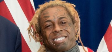 Lil' Wayne endorses Donald Trump: 'He listened to what we had to say'