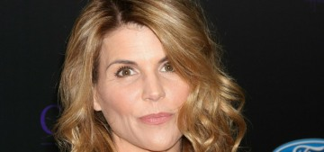 Lori Loughlin checked into prison early, 'she hopes to be home by Christmas'