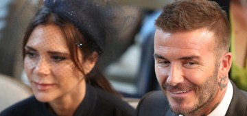 David & Victoria Beckham are stressing about inviting royals to Brooklyn's wedding