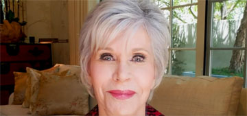 Jane Fonda: Older women are stronger, braver – what do we have to lose?