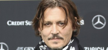 Johnny Depp lost his libel lawsuit against the Sun after they called him a 'wife beater'