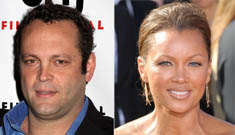 """Vanessa """"The Cougar"""" Williams and Vince Vaughn?"""