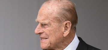 They're moving poor 99-year-old Prince Philip out of Wood Farm yet again