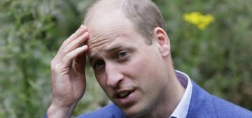 Prince William's coronavirus coverup was 'questionable' & 'a retrograde step'