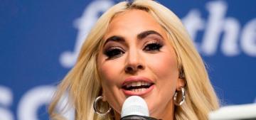 Was Lady Gaga pandering to rednecks with her camo-clad Biden endorsement?