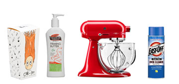A collagen hair treatment, a cooktop cleaner & KitchenAid mixers for over $100 off