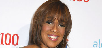 Gayle King lost seven pounds in five days on a 'soup fast': don't do that?