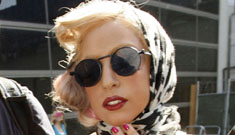 Lady Gaga: hermaphrodite rumor is too low brow for me to even discuss