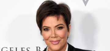 Kris Jenner defends Kendall's party: 'All we can do is live our lives'