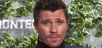 Garrett Hedlund got a DUI in January & had to complete a 30-day rehab program