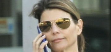 Lori Loughlin must be giving melodramatic updates on prison life to her publicist