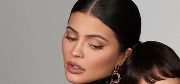 Kylie Jenner was tweeting Kylie Cosmetics restock updates on Election Night
