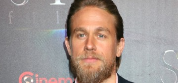 Charlie Hunnam would love to play James Bond but admits he's not up for it