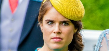 What are the odds-on betting favorites for Princess Eugenie's baby name?