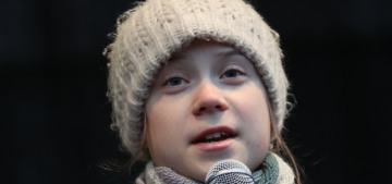 Greta Thunberg kicked Donald Trump when he was down with a great throwback