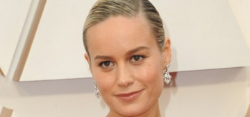 Brie Larson: 'I don't believe that there is a beauty standard'