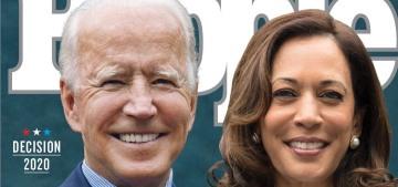 Celebrations erupt around America & across the world for Joe Biden & Kamala Harris