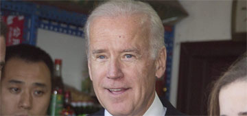 Joe Biden's favorite ice cream is plain old chocolate chip, not mint flavor