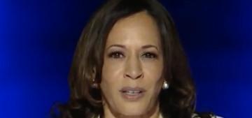 Kamala Harris & Joe Biden delivery victory speeches in Wilmington, Delaware