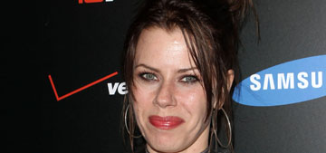 Fairuza Balk on leaving Hollywood: 'I had to step back for my own well-being'
