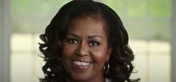 Michelle Obama on Joe Biden and Kamala Harris's win: 'This is just a beginning'