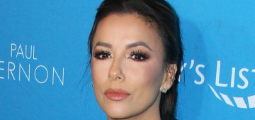 Eva Longoria apologizes for saying that Latinas are the 'real heroines' of the election