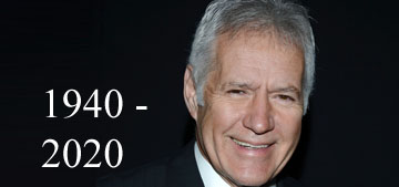 Alex Trebek's last Jeopardy episode will air on Christmas