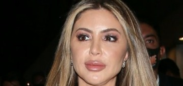 Larsa Pippen spills the tea about her falling out with Kanye West & the Kardashians