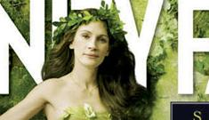 Eco-avenger Julia Roberts is pissed with Julia Stiles' eco-parody