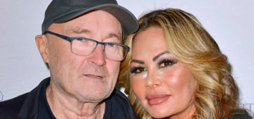 Phil Collins denies ex-wife's claims about his personal hygiene