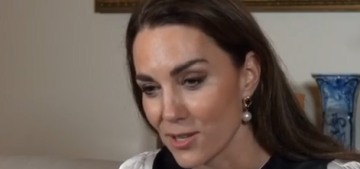 Duchess Kate & William did Zoom calls with servicemen & women overseas