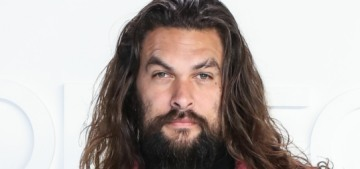 Jason Momoa: 'Pink is just a beautiful color & I'm pretty secure in my masculinity'