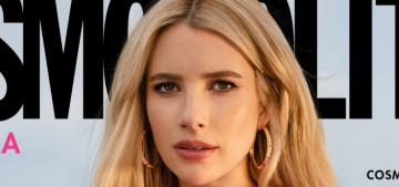 Emma Roberts: 'Food & sleep do not abide by the normal laws when you're pregnant'