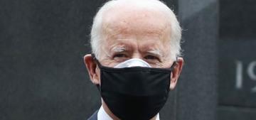 Joe Biden's camp views the Trump loser-melodrama as 'a comedy of errors'