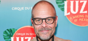 Alton Brown is sorry for his terrible Holocaust tweets, calls them 'in poor taste'