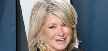 Americans would rather get drunk with Martha Stewart than Ina Garten…?