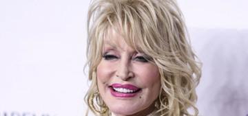 Dolly Parton: 'Since I had no kids… I had freedom, I was free to work'