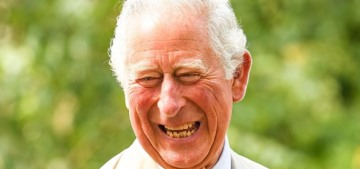 Prince Harry didn't publicly acknowledge his father's 72nd birthday